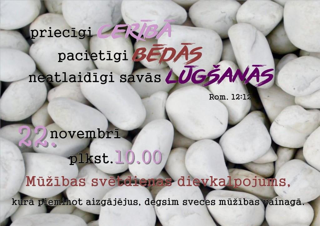 22. novembris